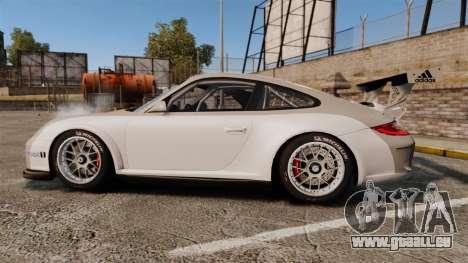 Porsche 911 (997) GT3 Cup für GTA 4 linke Ansicht