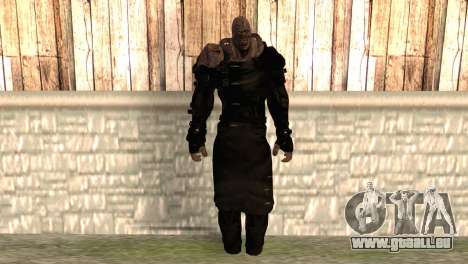 Nemesis pour GTA San Andreas