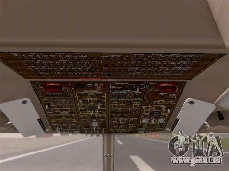 ATR 72-500 WestJet Airlines pour GTA San Andreas roue