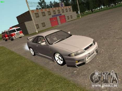 Nissan Skyline R33 GT-R pour GTA San Andreas
