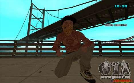 REL-REQ Grego pour GTA San Andreas troisième écran