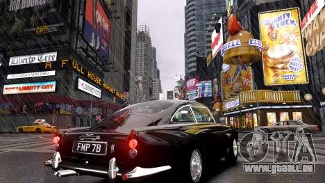 Nouveaux écrans de chargement ENB pour GTA 4 sixième écran