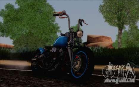 Harley-Davidson Knucklehead pour GTA San Andreas