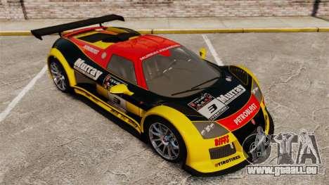 Gumpert Apollo S 2011 für GTA 4-Motor