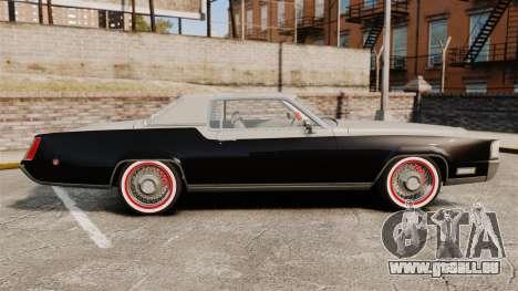 Cadillac Eldorado Coupe 1969 für GTA 4 linke Ansicht