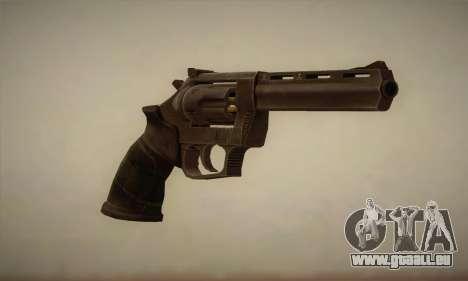 Revolver MR96 für GTA San Andreas