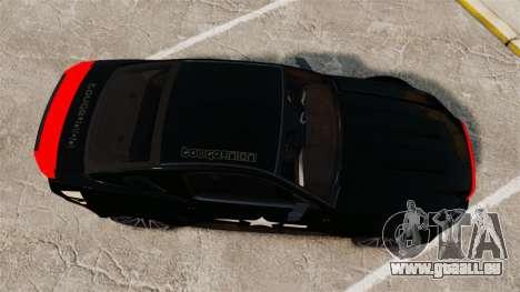 Ford Mustang GT 2013 NFS Edition für GTA 4 rechte Ansicht