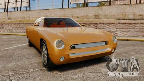 Ford Forty Nine Concept 2001 pour GTA 4