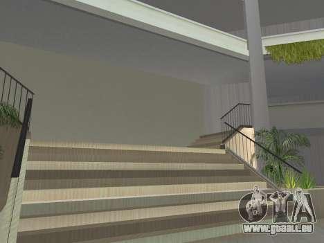 Texture améliorée intérieur « atrium » pour GTA San Andreas huitième écran