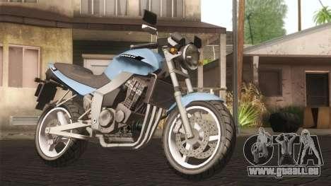 Ducati FRC900 v3 für GTA San Andreas