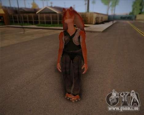 Jar Jar Binks für GTA San Andreas