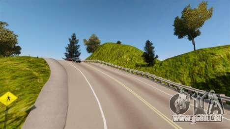 Die Stadt ohne Namen für GTA 4 fünften Screenshot