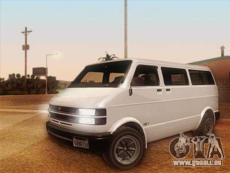 Youga GTA 5 pour GTA San Andreas