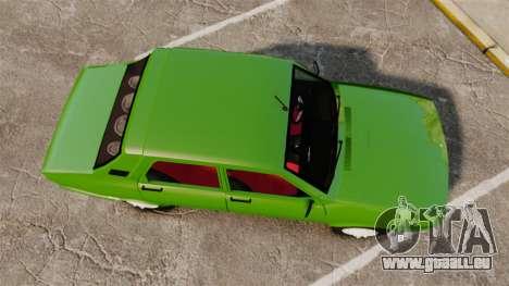 Renault 12 Toros 2 pour GTA 4 est un droit