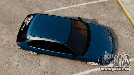 Honda Civic EK pour GTA 4 est un droit