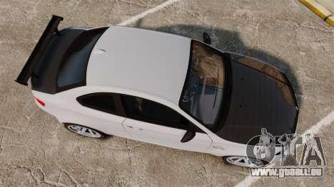 BMW 1M 2014 pour GTA 4 est un droit