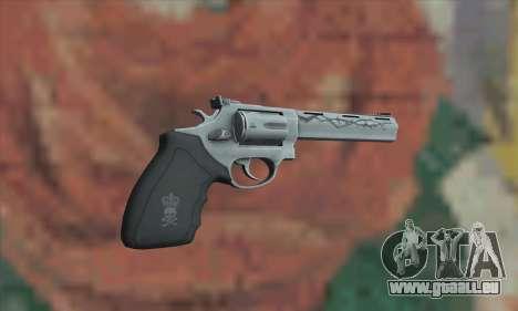 Silver Absolver pour GTA San Andreas deuxième écran