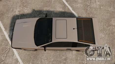 Blista CRX für GTA 4 rechte Ansicht