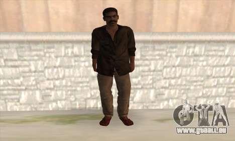 Madžin v5 pour GTA San Andreas