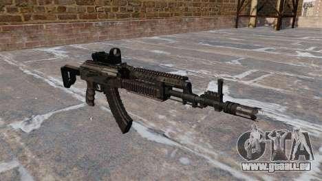 AK-47 tactical pour GTA 4
