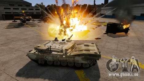 Skript-Tank V-Style für GTA 4 neunten Screenshot