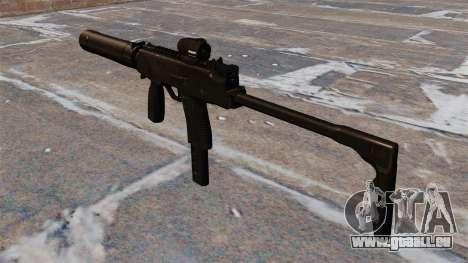 MP9 mitraillette tactique pour GTA 4 secondes d'écran
