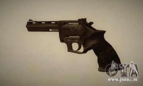 Revolver MR96 für GTA San Andreas zweiten Screenshot