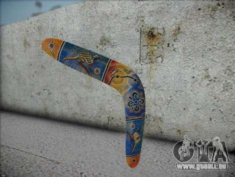 Boomerang pour GTA San Andreas