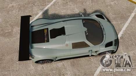 Gumpert Apollo S 2011 für GTA 4 rechte Ansicht