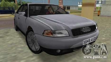 Audi A8 VCM pour GTA Vice City