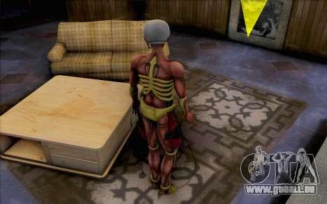 Eddie - Somewhere In Time pour GTA San Andreas troisième écran