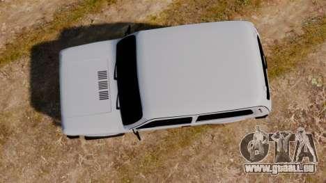 Vaz-21213 Niva LT pour GTA 4 est un droit