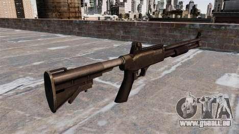 Taktische Polizei-Schrotflinte für GTA 4 Sekunden Bildschirm