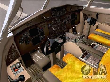ATR 72-500 WestJet Airlines pour GTA San Andreas moteur