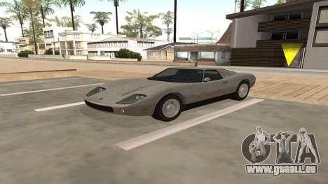 Monroe von GTA 5 für GTA San Andreas