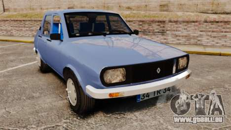 Renault 12 Toros v2.0 für GTA 4