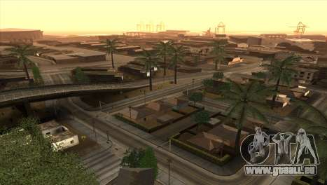 ENBseries for Low PC pour GTA San Andreas quatrième écran