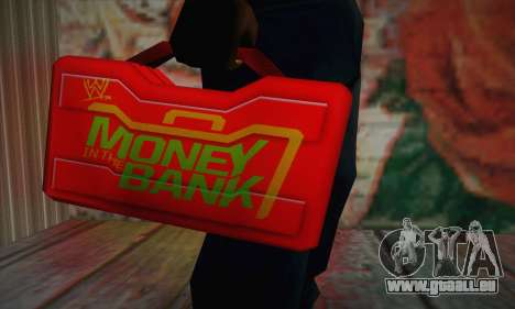 Rouge affaire pour GTA San Andreas troisième écran