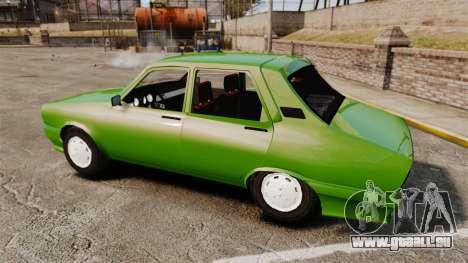 Renault 12 Toros 2 pour GTA 4 est une gauche