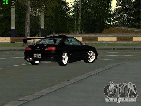 Nissan Silvia S15 Tuning pour GTA San Andreas vue de droite