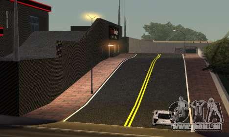 Neuer Showroom in Dorothi für GTA San Andreas dritten Screenshot
