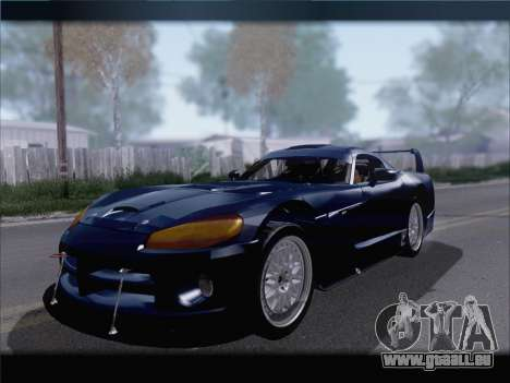Dodge Viper Competition Coupe für GTA San Andreas linke Ansicht