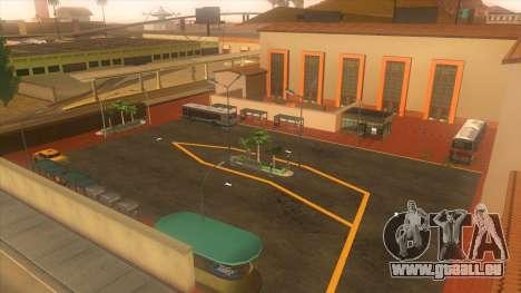 Busbahnhof, Los Santos für GTA San Andreas
