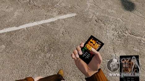Halloween Theme für Ihr Telefon für GTA 4