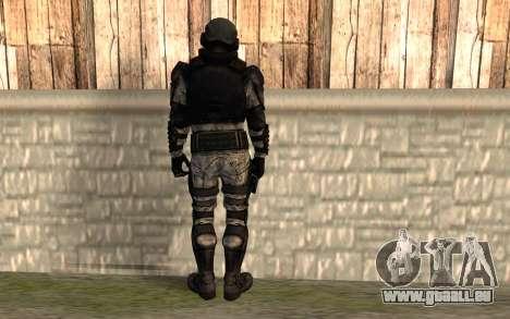 Crynet pour GTA San Andreas deuxième écran