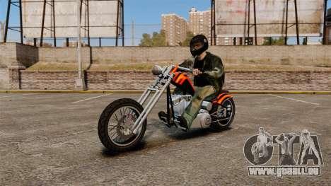 GTA IV TLAD Hexer pour GTA 4 Vue arrière