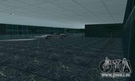 Neuer Showroom in Dorothi für GTA San Andreas sechsten Screenshot