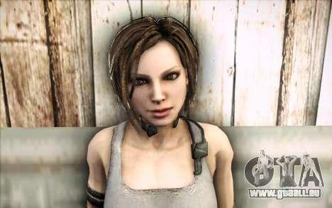 Trishka pour GTA San Andreas troisième écran