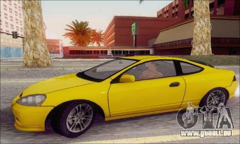 Acura RSX für GTA San Andreas
