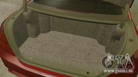 Mercedes-Benz S65 AMG pour GTA 4 est un côté